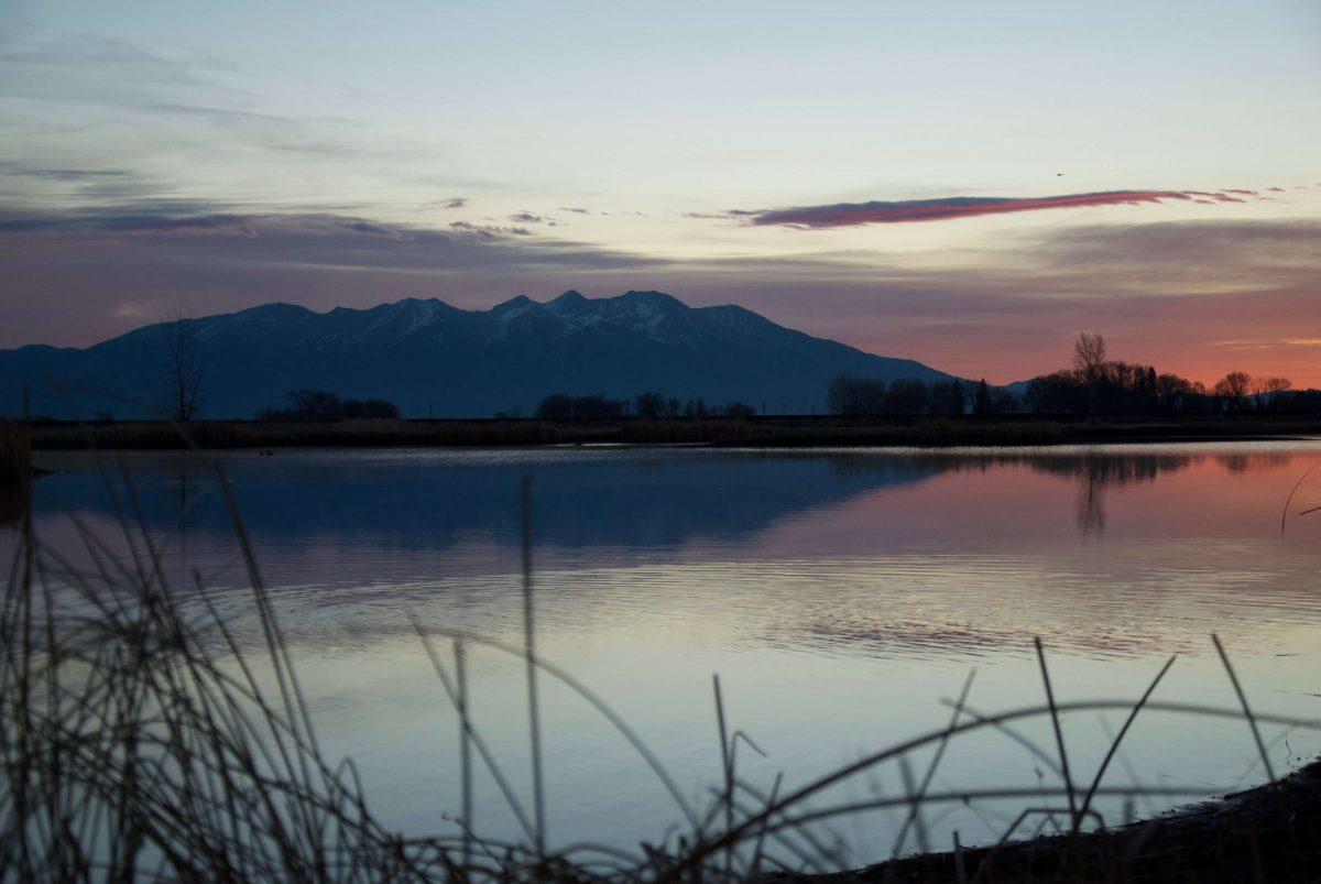 Blanca Vista Park sunrise