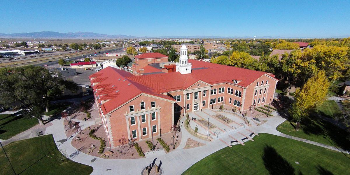 richardson hall adams state university