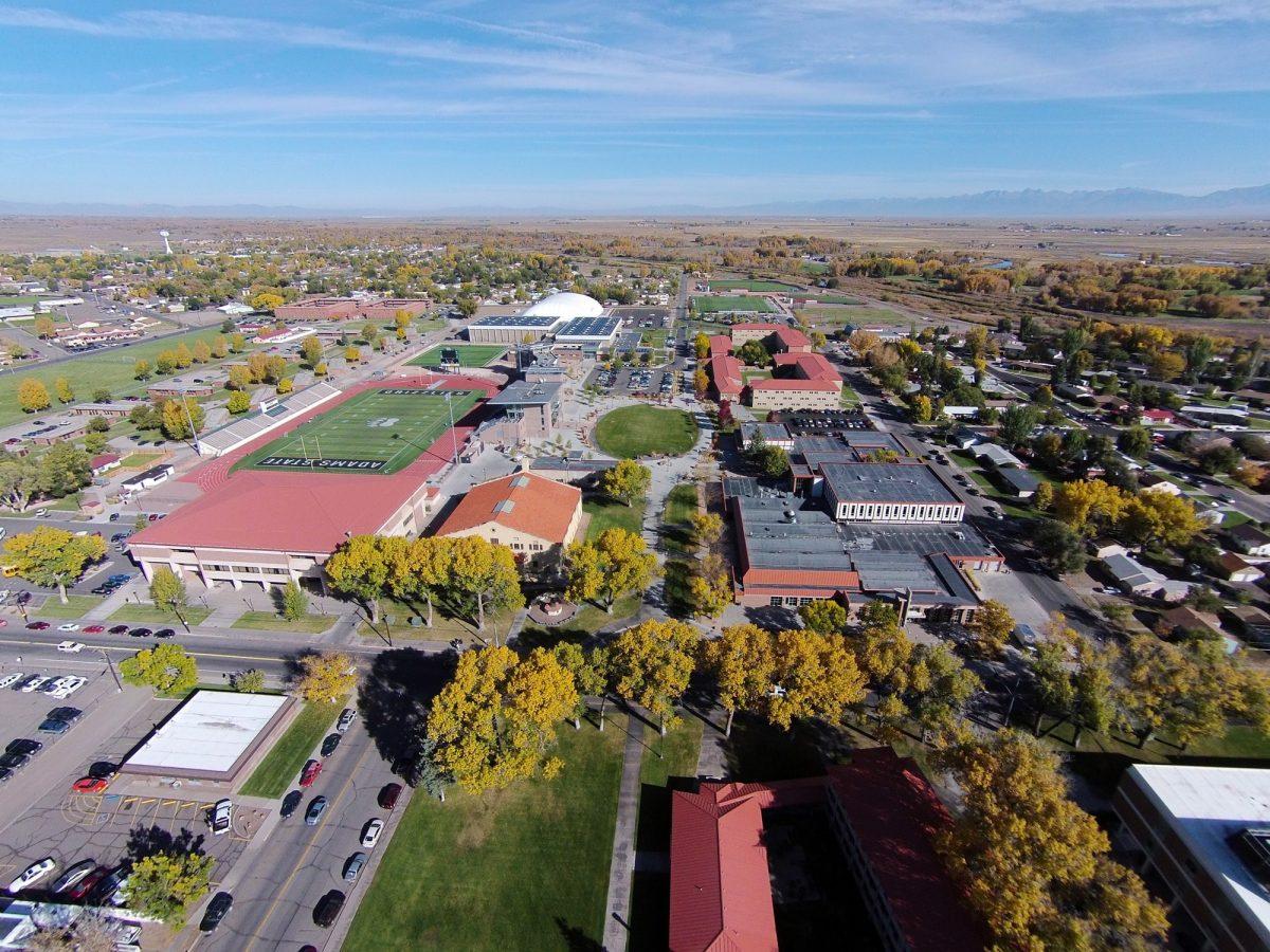 Adams State north campus