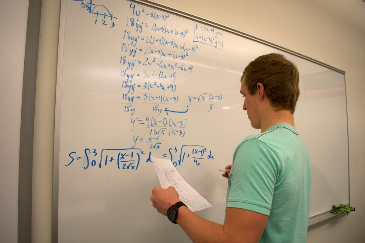 calculus class
