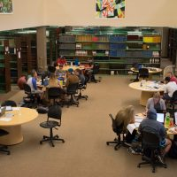 Nielsen Library study day