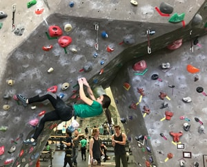 rex climbing competition
