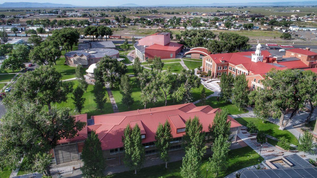 Adams State University campus