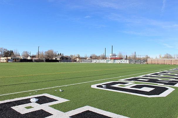 Soccer Lacrosse Field