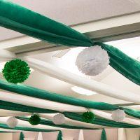 Homecoming Banquet decorations