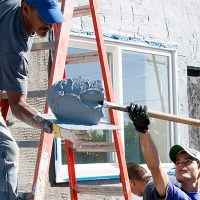 2017 cares day project habitat for humanity