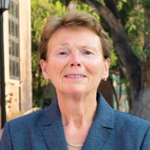 Dr. Cheryl Lovell, President of Adams State University