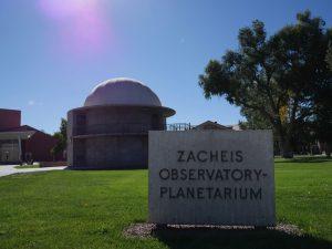 Zacheis Observatory Planetarium