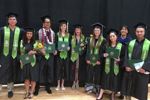 SACNAS Grads 2016