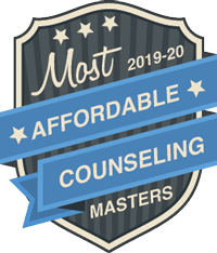 Most Affordable Counseling Masters 2019-20