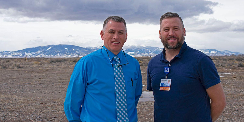 dr. martin sowards and dr. clint sowards