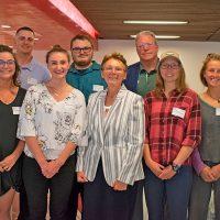 2018/2019 McDaniel Internship recipients