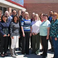 ASU Faculty and Staff honored at luncheon