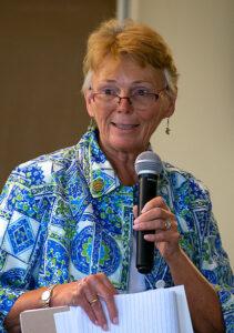 President Cheryl Lovell