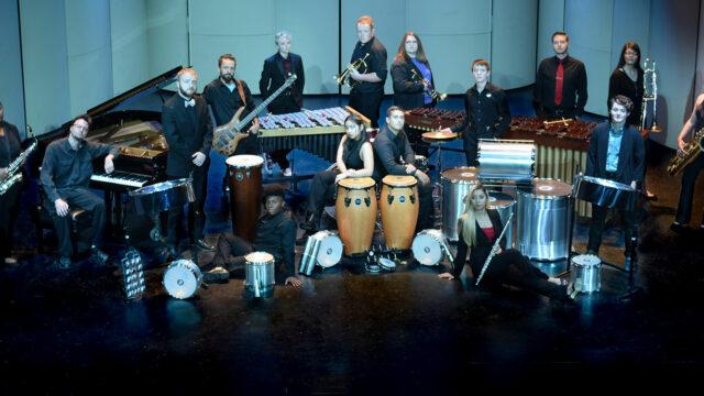 ASU Band Members