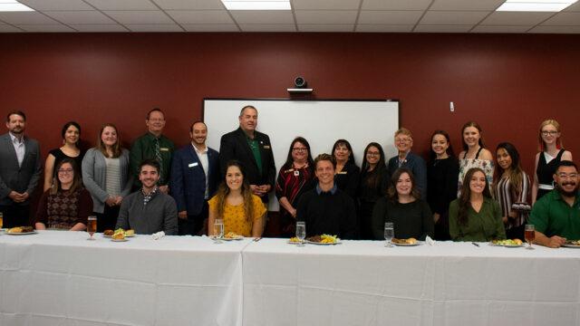 ASU Board of Trustees and Porter Scholars