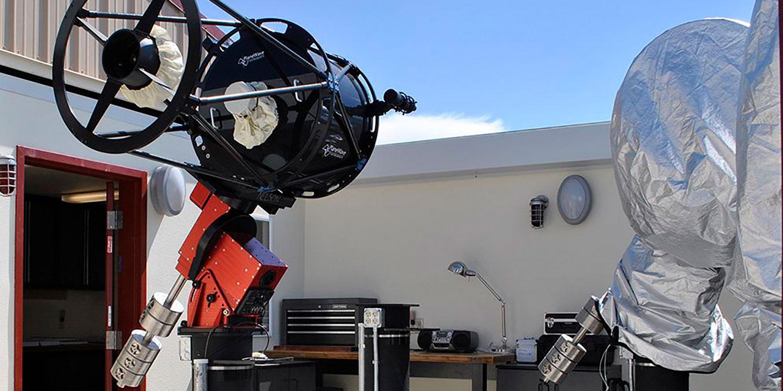 ASU Observatory telescopes