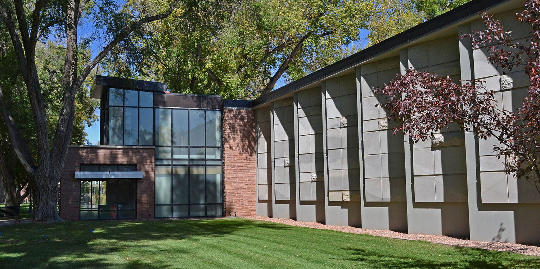 ASU Music Building