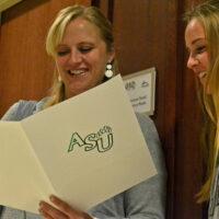 ASU prospective student and parent