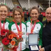 Adams State at European Cross Country Championships