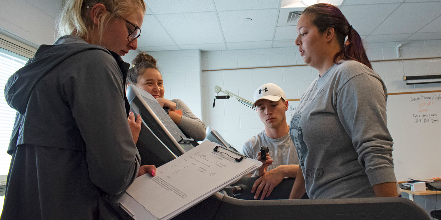 Kinesiology Fitness Lab