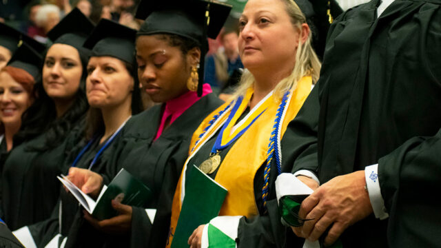 Adams State 2019 Spring Master's Commencement Ceremony