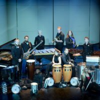 Music of Americas Project ensemble
