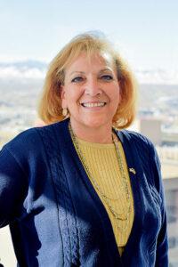 Angie Paccione, Ph.D.