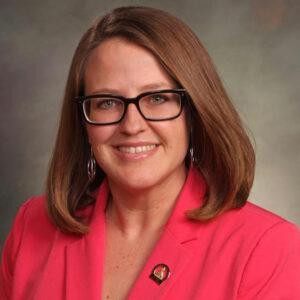 Representative Daneya Esgar