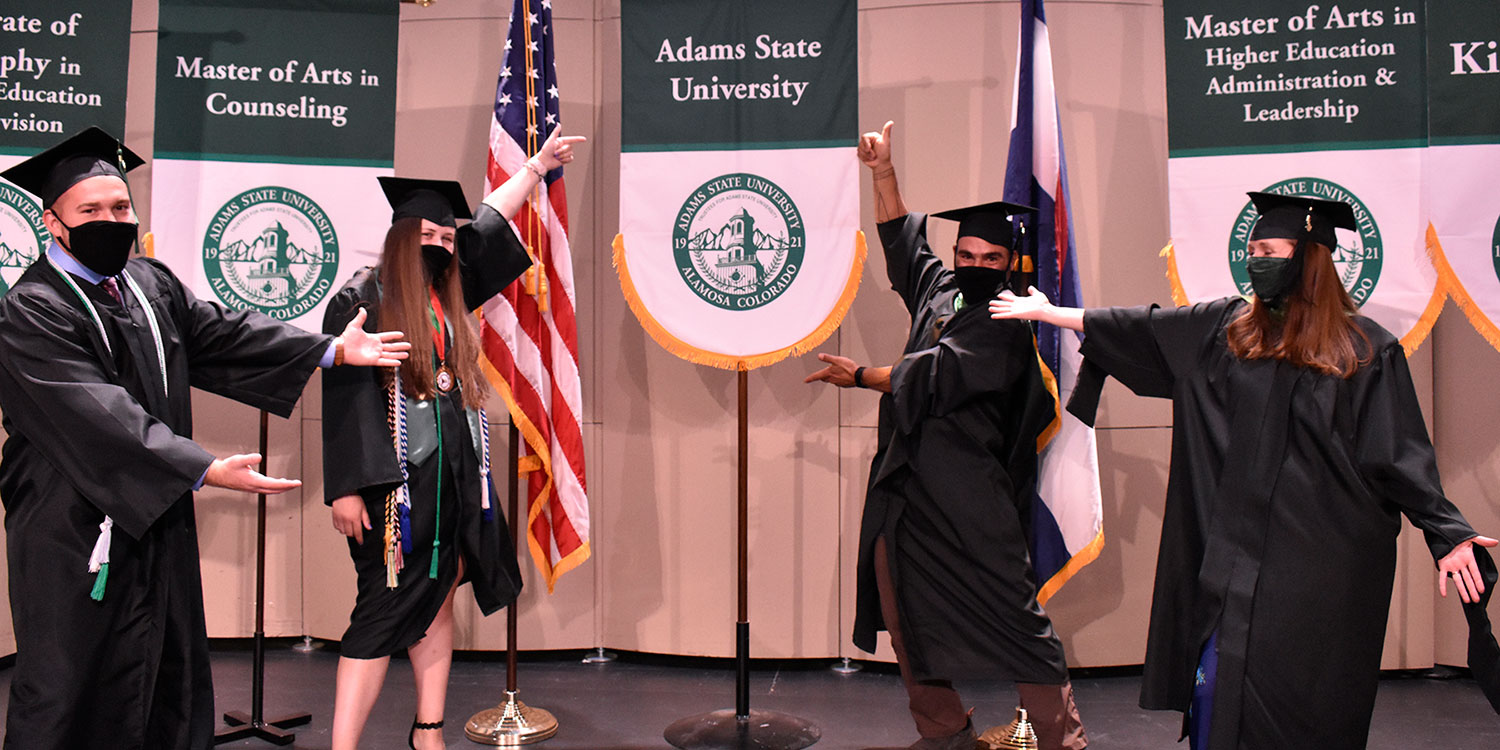 Spring Commencement Ceremony