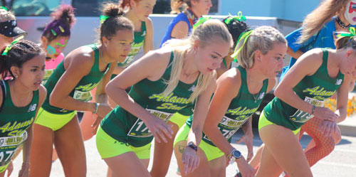 Adams State women's team