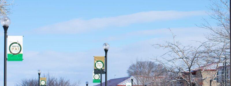 North Campus Green