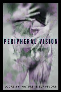 BFA Exhibit Peripheral Vision Postcard image