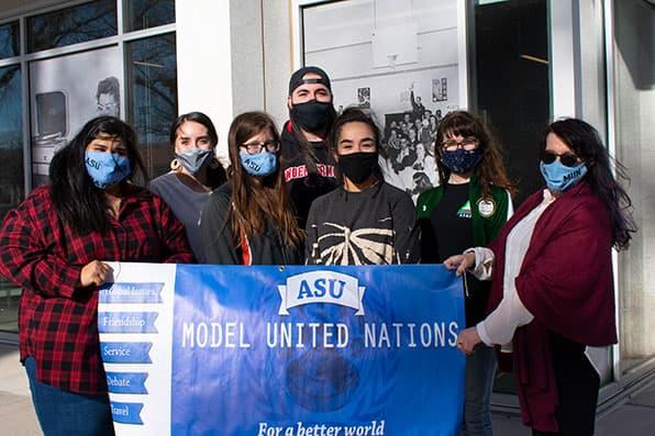 ASU Model United Nations Team