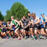 Adams State sponsored community race