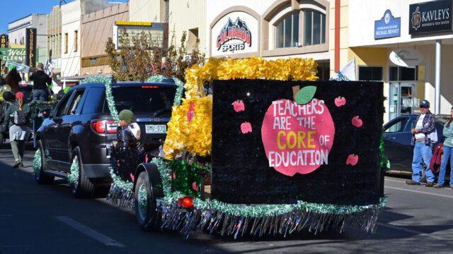 Adams State 2019 Homecoming Parade