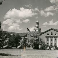 Historic Image of Richardson Hall
